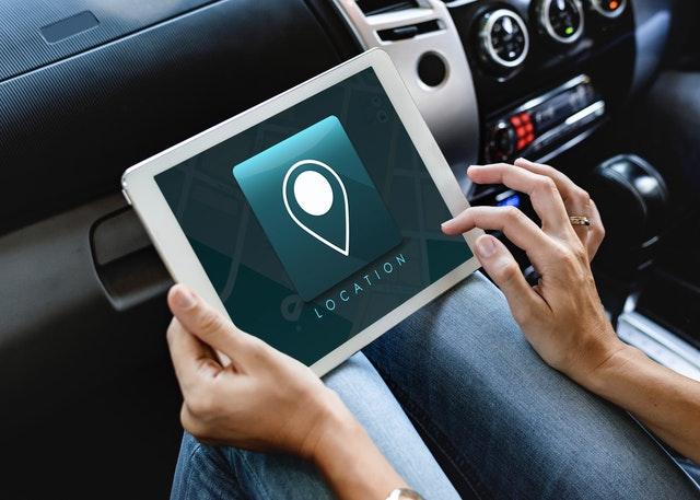 Car connection dashboard