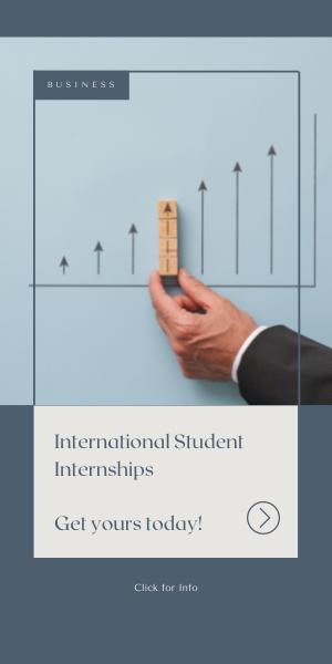 international student internships