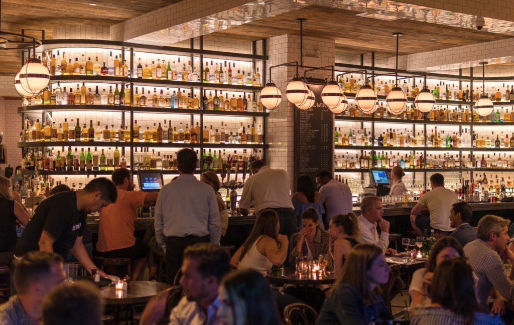 Latest trends in restaurant interior design